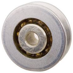 Sava CBL-920 Steel Pulley Wheel For cable size to 1/8, Bore (A)=3/16 Diameter by Sava. $4.68. Grooved for small cables. They offer precision steel balls, case-hardened steel outer races and unground raceways. They are available with shielded and unshielded ball bearings. Shield pulleys are internally lubricated. Zinc plated.
