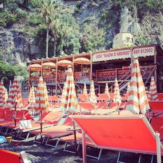 One of the most special parts of our holiday to the Amalfi Coast was our day spent at the private beach club, Bagni d'Arienzo Positano. It was one of the...