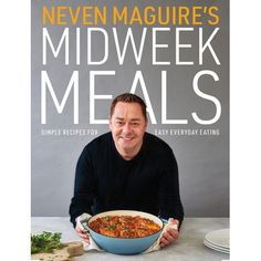 Neven Maguire's easy, everyday dinners to inspire you Monday to Friday! Even if you like to cook, getting dinner on the table Monday to Friday can be a daily drag. But not any longer! Neven Maguire's fantastic new book will inspire you to create real, fast and delicious family food - all ready to eat in jig time.Chapters include 'Low and Slow' for when you have time to plan ahead, 'Cupboard's Bare' for when you don't; 'One-Pan Dinners' for quick and easy soups and stir fries and 'Supermarket Swe