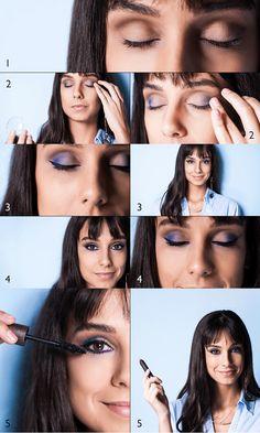 Já mostramos aqui no Adoro Maquiagem que as cores na maquiagem invadem o look de trabalho de uma forma mais ousada. Mas, e quem trabalha em um ambiente mais formal, pode investir em tons mais vibrantes? A resposta é: sim!
