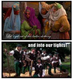 lol Robin Hood: Men in Tights