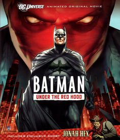 """Batman: Under The Red Hood (2010) 