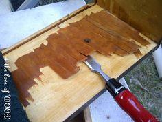 VENEER REMOVAL · Furniture RefinishingFurniture ...