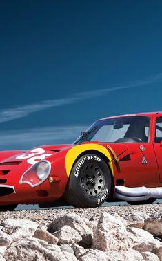 Alfa Romeo Photos serie 5 – Picture of Alfa Romeo : Ferrari Daytona, Ferrari Ff, Ferrari 2017, Classic Sports Cars, Classic Cars, Sport Cars, Race Cars, Dream Cars, Cars Motorcycles