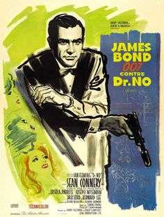 Dr. No Fuck Yeah Movie Posters!