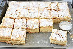 Baking Recipes, Sweet Treats, Deserts, Food And Drink, Tasty, Cheese, Polish Food Recipes, Bakken, Cooking Recipes