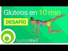 Rutina de SOLO 10 minutos para tener unos glúteos mejores que los de JLO (VIDEO) | Adelgazar - Bajar de Peso