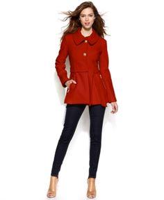 cute Jessica Simpson winter coat