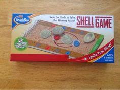 Homemaker Hobbies: Shell Game Review
