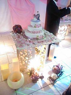 topo de bolo noivinhos