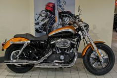 HARLEY-DAVIDSON SPORTSTER 1200 cc XL1200CA - http://motorcyclesforsalex.com/harley-davidson-sportster-1200-cc-xl1200ca/
