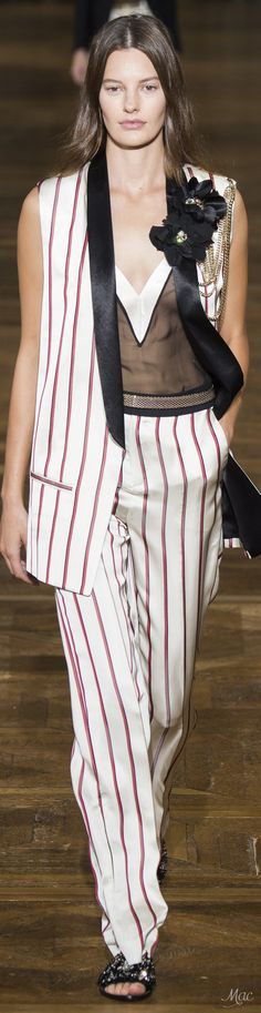 Spring 2017 Ready-to-Wear Lanvin