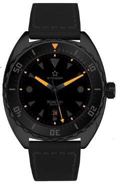 Eterna Watch Super KonTiki Limited Edition #basel-15 #bezel-unidirectional…