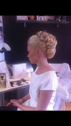 http://www.salonsdirect.com/products/hair/bridal-section/   #hair #bridal #inspiration