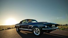 Ford Mustang Classic HD 1080p Wallpapers Download