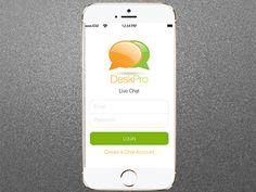 Code Khadi iOS App Development - DeskPro