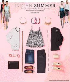 Indian Summer > Shop the look