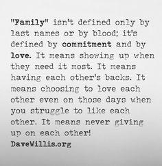I love my little family♡