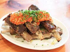 Il Buco Alimentari & Vineria's Roasted Lamb Ribs