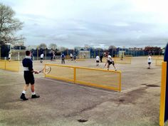 MUGA's, Multi-Use Games Areas, AMV Playgrounds.