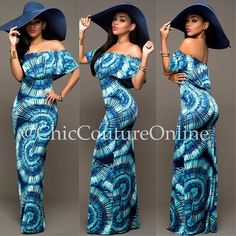 "G L A M O R O U S www.ChicCoutureOnline.com Search: ""Calypso"" maxi ~ ""Lena"" hat  #fashion #style #stylish #love #ootd #me #cute #photooftheday #nails #hair #beauty #beautiful #instagood #instafashion #pretty #girly #pink #girl #girls #eyes #model #dress #skirt #shoes #heels #styles #outfit #purse #jewelry #shopping"