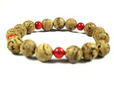 Mens Wrist Mala, Hand Mala, Sandalwood Coral Bead Bracelet for Yoga Mogul Interior http://www.amazon.com/dp/B00Q66XCNO/ref=cm_sw_r_pi_dp_Xuonvb0GQM712