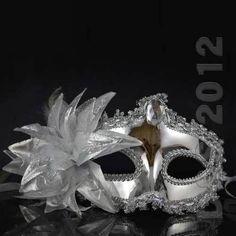 Elegant Flower Venetian Masquerade Party Costume Ball Wedding Theater Mask