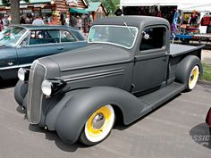 Old Dodge Trucks | 1936 Dodge Pickup Truck Photo 22