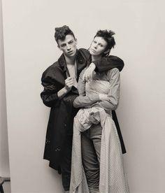 Steven Meisel for Vogue Italia January 2016 10