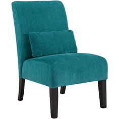 Signature Design by Ashley Annora Teal Accent Chair - Overstock™ Shopping - Great Deals on Signature Design by Ashley Living Room Chairs