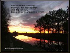 Woorden van Gods liefde - facebook