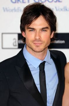 Ian Somerhalder as Christian Grey