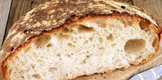 Ricetta pane cafone napoletano: come farlo in casa Ciabatta, Muffins, Food And Drink, Pane Pizza, Breads, Anna, Italy, Kitchen, Youtube