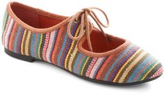 ShopStyle: Cargo with Your Instincts Flat