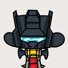 GRIMLOCK by MAD