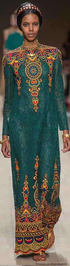 Valentino | S/S 2014 RTW - omg everything about this is so. beautiful.