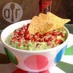O melhor guacamole mexicano @ allrecipes.com.br