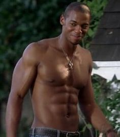 Mehcad Brooks is delicious, enough said.