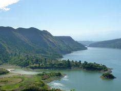 Lake Azuei, Haiti