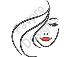 Womans Face Embroidery Designs, Machine Embroidery Designs at EmbroideryDesigns…. Womans Face Embroidery Designs, Machine Embroidery Designs at EmbroideryDesigns… Cake Decorating Videos, Cake Decorating Techniques, Machine Embroidery Designs, Embroidery Stitches, Knitting Stitches, Diy Embroidery, Cake Art, Cake Designs, Paint Designs