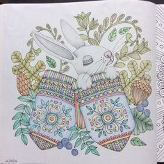 Coloring inspiration...
