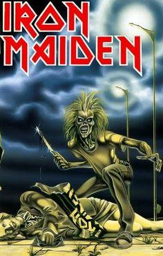 Iron Maiden - heavy metal