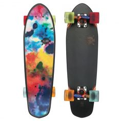 GLOBE Blazer black color bomb cruiser en bois 26 x 7.5 pouces - PLAY Skateshop