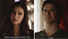 """#TVD 6x13 """"The Day I Tried To Live"""" - Elena and Damon"""