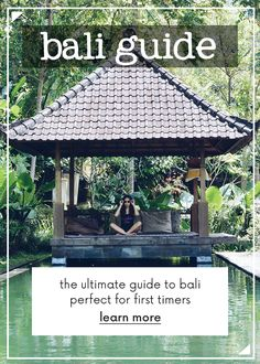 Are you headed to Bali soon? This is the ultimate Bali guide for first timers. #bali #baliguide #travel
