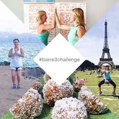 Keep the #barre3challenge pictures coming! We love seeing all your dedication to keeping this good thing going. #barre3