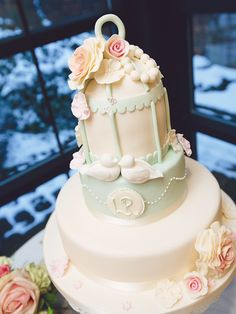 Wedding Cakes - The Cakery Leamington Spa