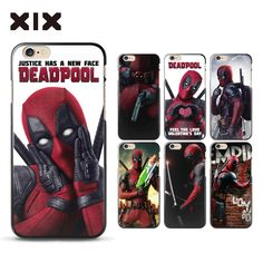 For coque iPhone 5S case 4 4S 5 5S 5C 6 6S Plus Deadpool hard PC cover 2016 new arrivals for fundas iPhone 6S case #electronicsprojects #electronicsdiy #electronicsgadgets #electronicsdisplay #electronicscircuit #electronicsengineering #electronicsdesign #electronicsorganization #electronicsworkbench #electronicsfor men #electronicshacks #electronicaelectronics #electronicsworkshop #appleelectronics #coolelectronics