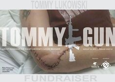 """""""Tommy Gun"""" Airsoft Fundraising Charity Event"""