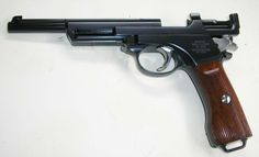 Perhaps the most elegant and well-balanced automatic pistol of its era. The Steyr Mannlicher Model 1905
